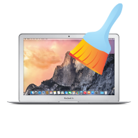Чистка MacBook Air A1370